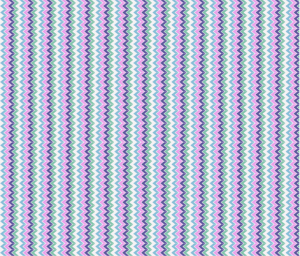 Spring Chevron Fabric