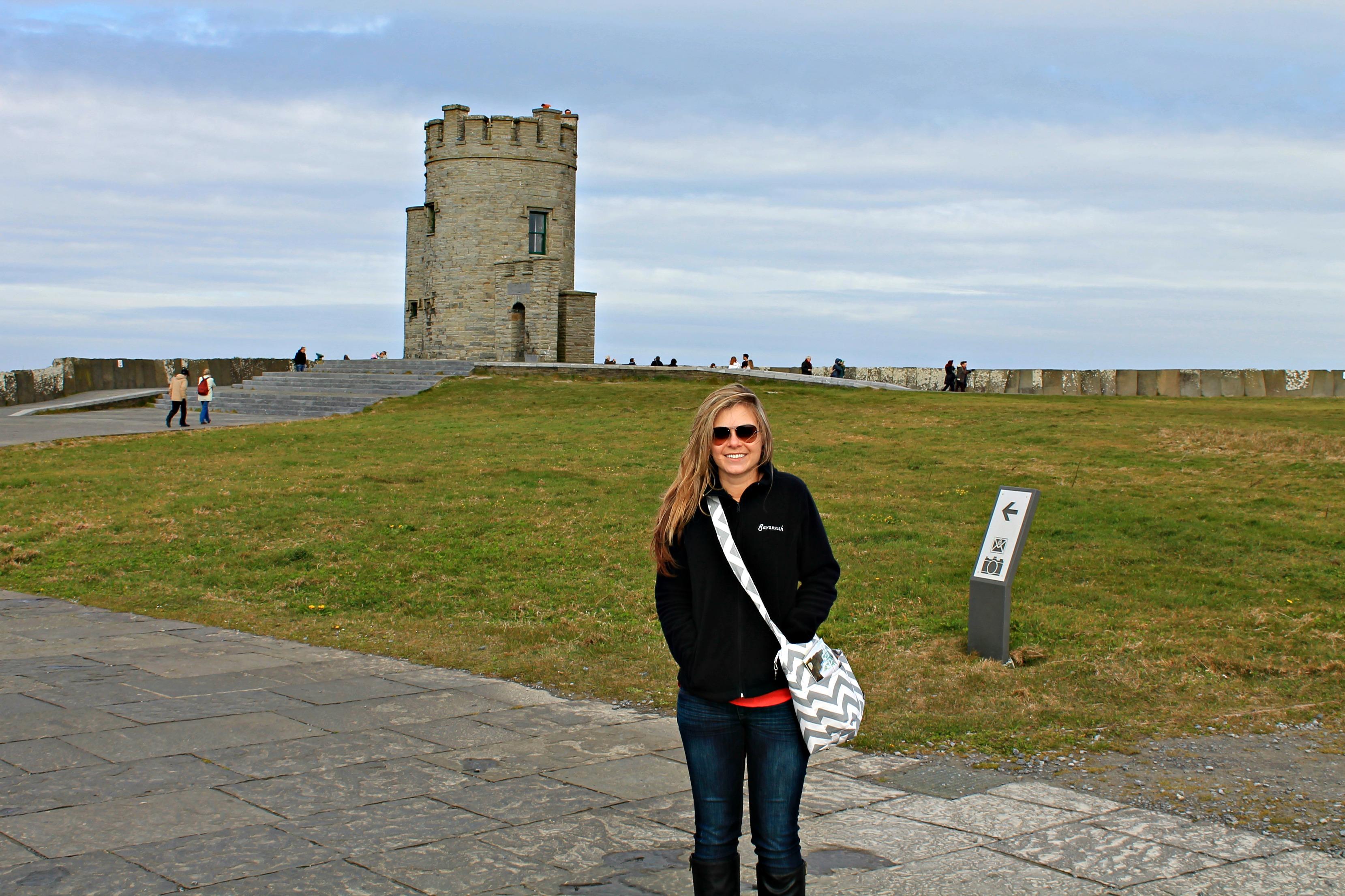 Travel Thimble Cork - Ireland trip